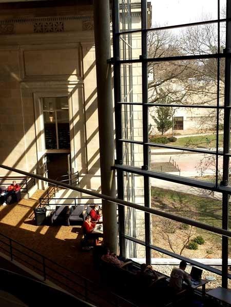 Reserve Study Room Parks