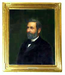 Portrait of Chamberlain