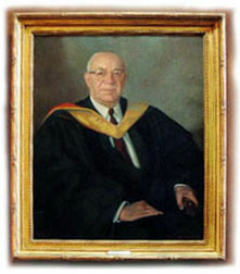 Portrait of Hilton